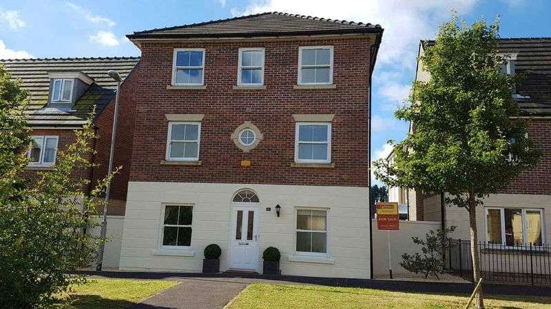5 Bedrooms Detached House for sale in Oak Drive, Crewkerne