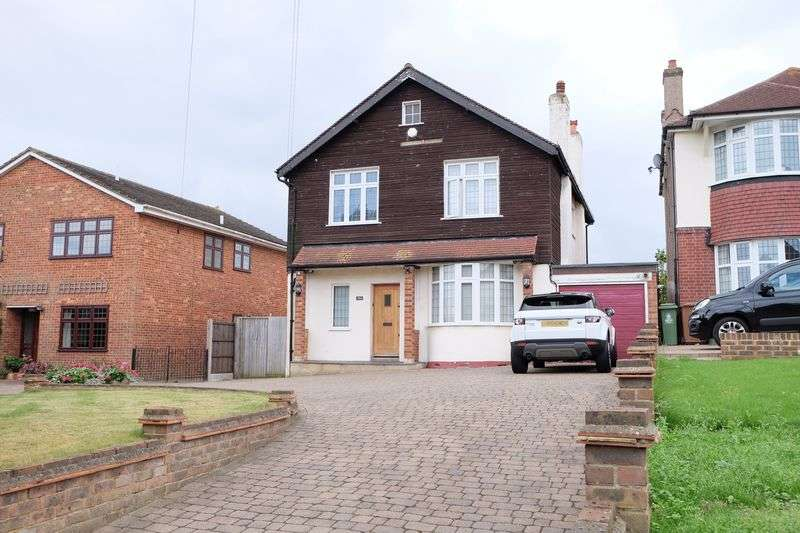 3 Bedrooms Detached House for sale in Hurst Road, Bexley