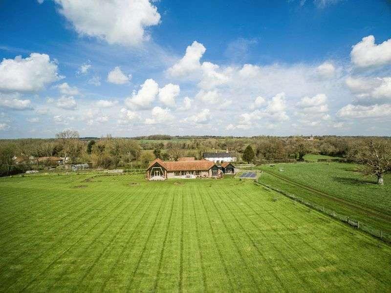 4 Bedrooms Property for sale in Tibenham