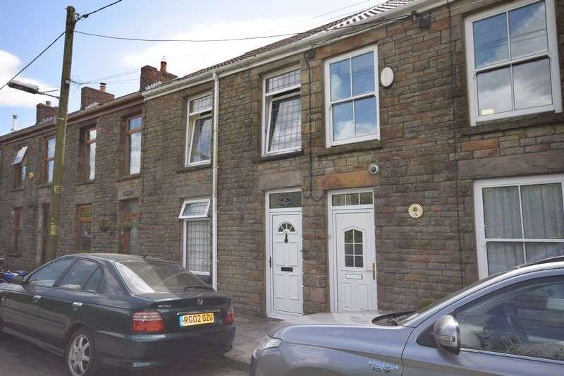 3 Bedrooms Cottage House for sale in 6 Bryn Terrace, Llangynwyd, Maesteg CF34 0EA