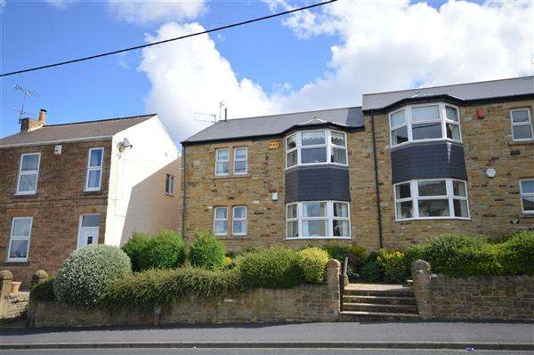 2 Bedrooms Apartment Flat for sale in Benfieldside Road, Shotley Bridge, Consett