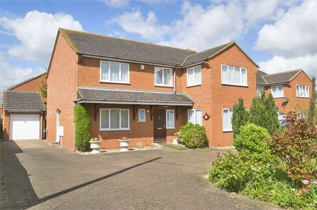 4 Bedrooms Detached House for sale in Ramsey Road, Ramsey Forty Foot, Ramsey, Huntingdon, Cambridgeshire