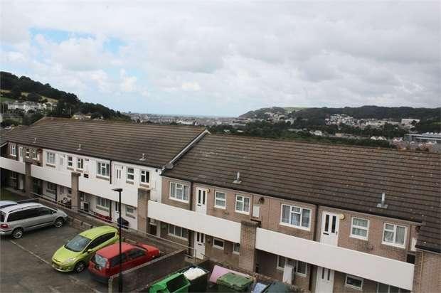 2 Bedrooms Flat for sale in Brynystwyth, Penparcau, Aberystwyth, Ceredigion