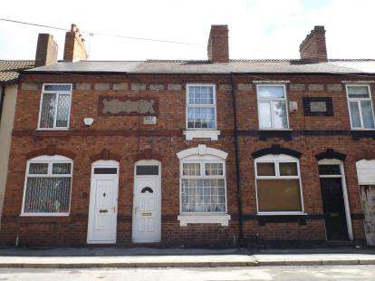 2 Bedrooms Terraced House for sale in Cobden Street, Wednesbury, West Midlands