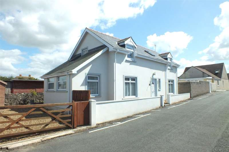 3 Bedrooms Detached House for sale in Slate House, Phillips Lane, Pennar, Pembroke Dock