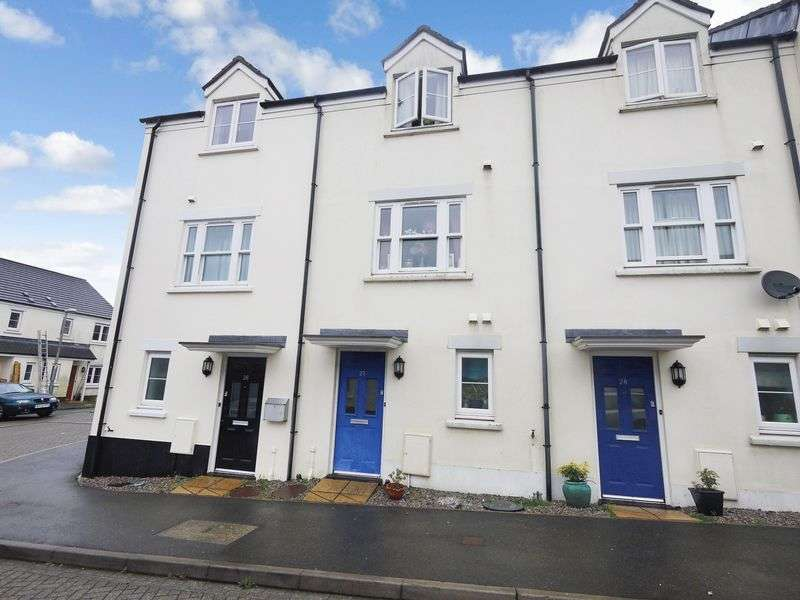 4 Bedrooms Terraced House for sale in Holsworthy