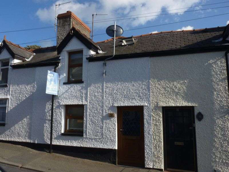 2 Bedrooms Terraced House for sale in Tanrallt Street, Colwyn Bay