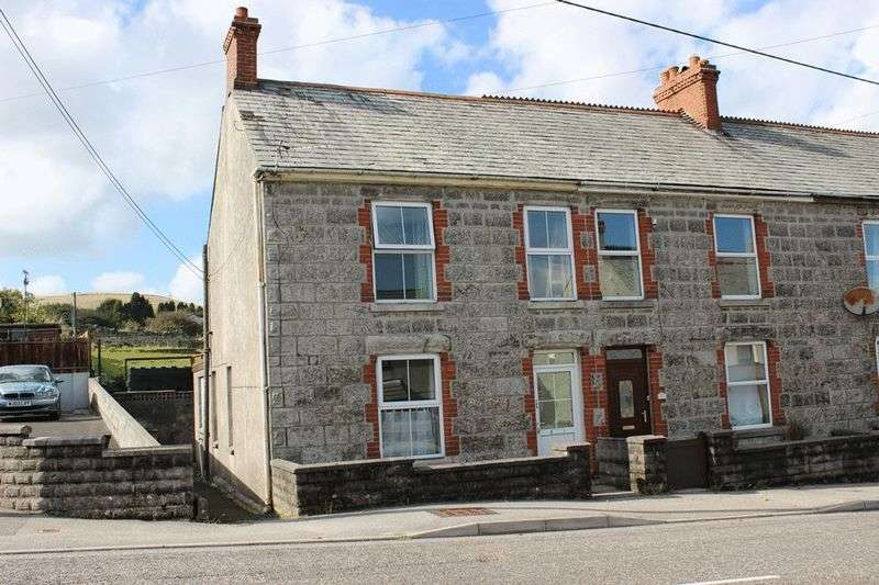 3 Bedrooms Terraced House for sale in Stannary Road, Stenalees, St Austell