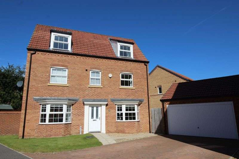 5 Bedrooms Detached House for sale in Bobbin Lane, Carlton Boulevard, Lincoln