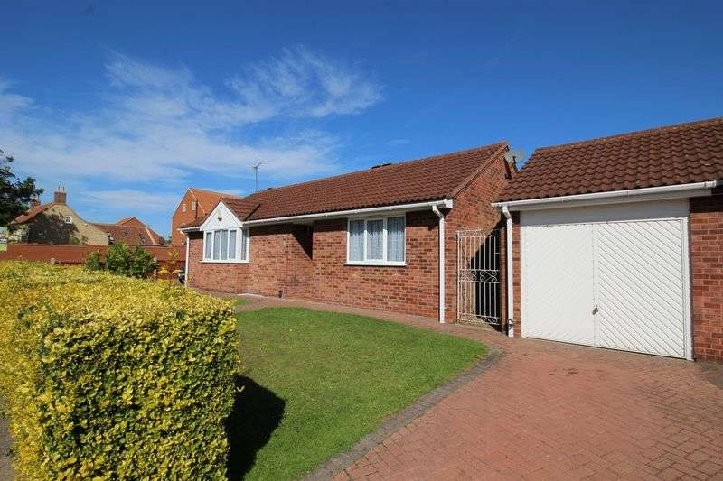 3 Bedrooms Detached Bungalow for sale in Wolsey Way, Glebe Park, Lincoln