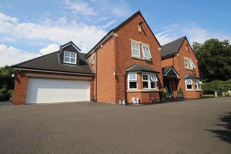 6 Bedrooms Detached House for sale in Idlewilde, Crossdale Road, Bromborough