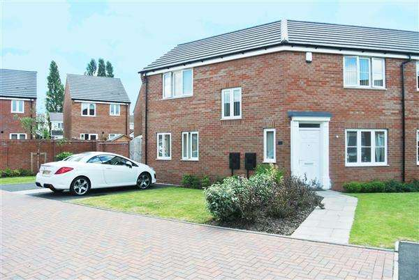 3 Bedrooms Semi Detached House for sale in Goscote Lane, Pelsall
