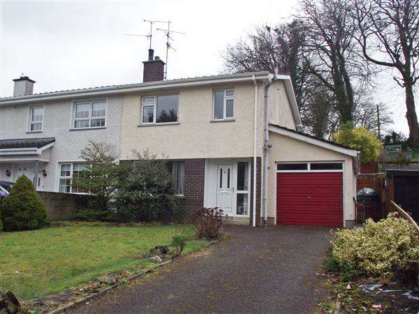 3 Bedrooms Semi Detached House for sale in 25 Tattymacall Road