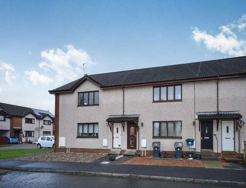 2 Bedrooms Flat for sale in Hirst Court, Fallin, Stirling, FK7