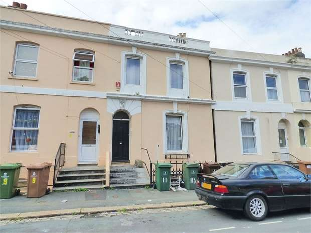 2 Bedrooms Maisonette Flat for sale in Bayswater Road, Plymouth, Devon