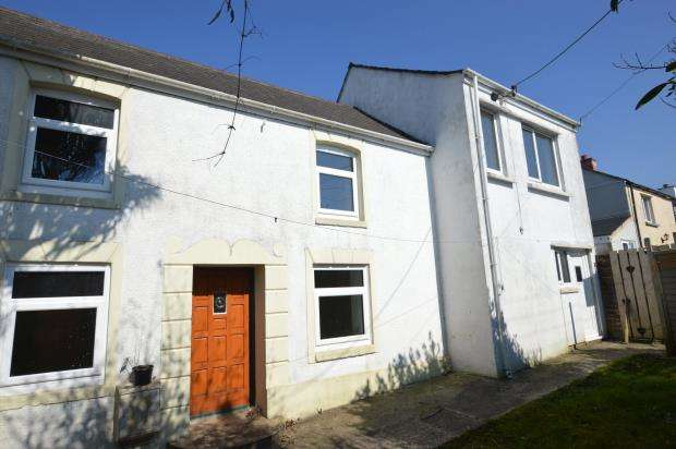 3 Bedrooms End Of Terrace House for sale in Chapel Row, Praze, Camborne, Cornwall
