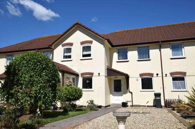 2 Bedrooms Terraced House for sale in Barum Close, Paignton, Devon