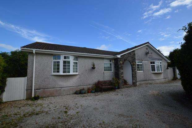 4 Bedrooms Detached Bungalow for sale in Third Avenue, Billacombe, Plymouth, Devon