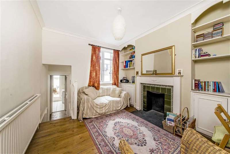 2 Bedrooms Flat for sale in Delaford Street, Fulham, London