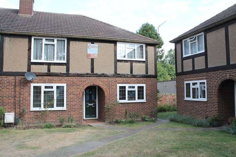 2 Bedrooms Property for sale in Calder Close, Enfield