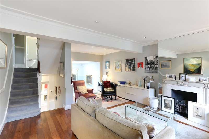 3 Bedrooms End Of Terrace House for sale in Markham Street, London, SW3