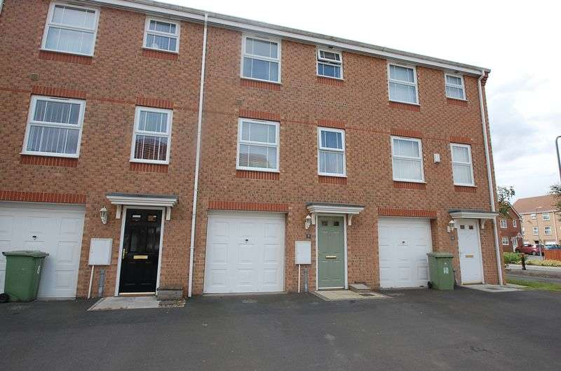 4 Bedrooms Terraced House for sale in Lingwood Court, Thornaby, Stockton-On-Tees