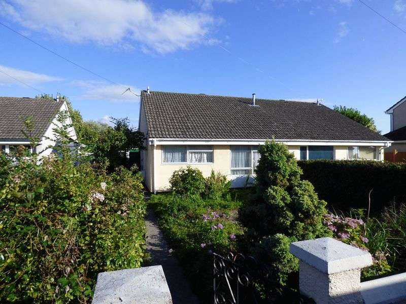 2 Bedrooms Semi Detached Bungalow for sale in Cotman Walk, Worle, Weston-Super-Mare