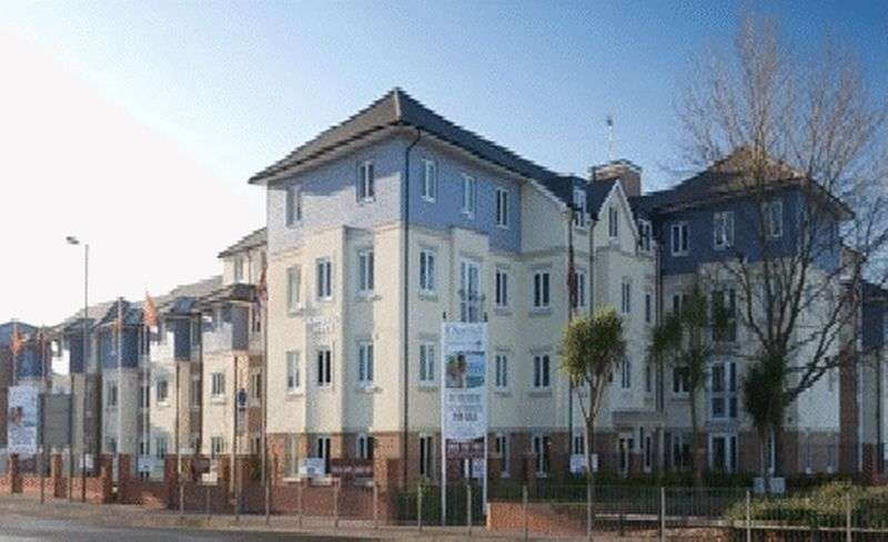 1 Bedroom Retirement Property for sale in Southsea, Summerson Lodge