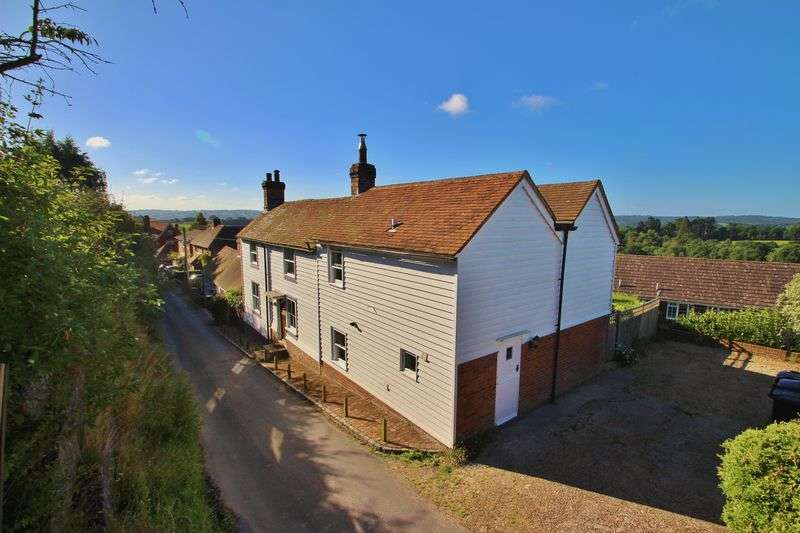 4 Bedrooms Detached House for sale in Vale Road, Mayfield