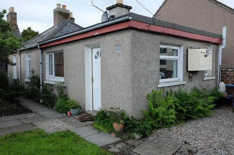 1 Bedroom Terraced House for sale in Station Road, Golspie 35000 UNDER HOME REPORT VALUATION
