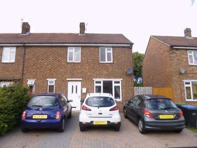 2 Bedrooms Semi Detached House for sale in Coronation Avenue, Shildon