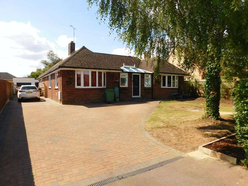 3 Bedrooms Detached Bungalow for sale in Broadgate Lane, Deeping St James