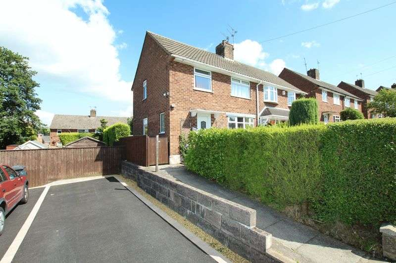 3 Bedrooms Semi Detached House for sale in Lawton Street, Biddulph