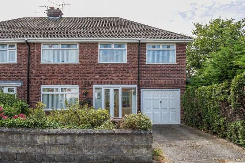 5 Bedrooms Semi Detached House for sale in Ridgeway Drive, Lydiate