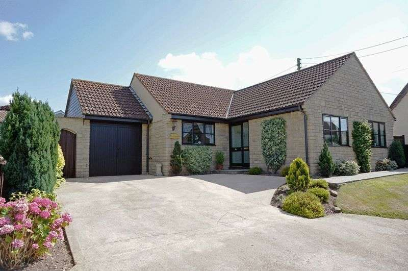 3 Bedrooms Detached Bungalow for sale in Ham, Creech St Michael