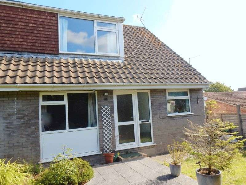 3 Bedrooms Semi Detached House for sale in Stanbridge Close, Downend, Bristol