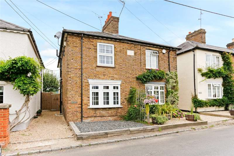 2 Bedrooms Semi Detached House for sale in Hayward Place, Hedsor Road, Bourne End, Buckinghamshire, SL8