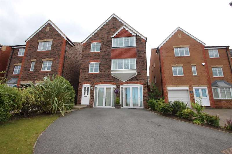 4 Bedrooms Detached House for sale in Bowood Close, Tunstall Grange, Sunderland