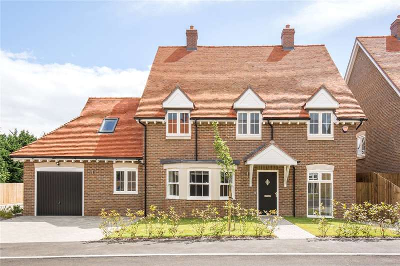 5 Bedrooms Detached House for sale in The Allium, Bentley Place, Bentley Heath, Barnet, EN5