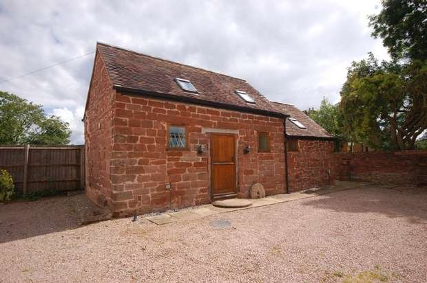 1 Bedroom Barn Conversion Character Property for sale in Alveley, BRIDGNORTH, Shropshire