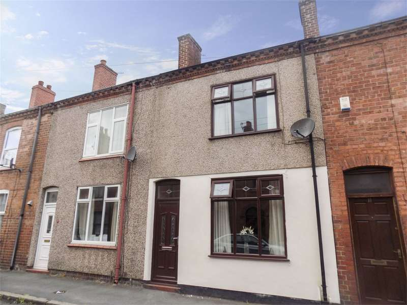 2 Bedrooms Terraced House for sale in Lingard Street, Leigh, Lancashire