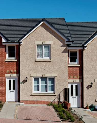 3 Bedrooms Terraced House for sale in Lairds Dyke, Inverkip, Inverclyde, PA16 0FN
