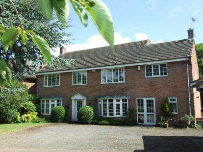 5 Bedrooms Detached House for sale in The Saucers, Scarrington, Nottingham