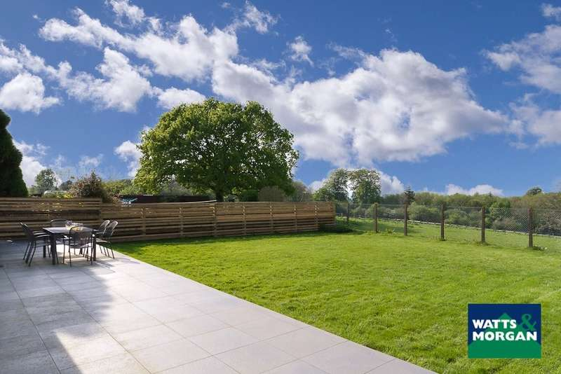 4 Bedrooms Detached House for sale in The Downs, St Nicholas, Vale of Glamorgan, CF5 6SB
