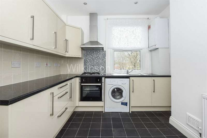 1 Bedroom Flat for sale in St Pauls Road, London