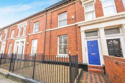 2 Bedrooms Terraced House for sale in Bewsey Street, Warrington, Cheshire