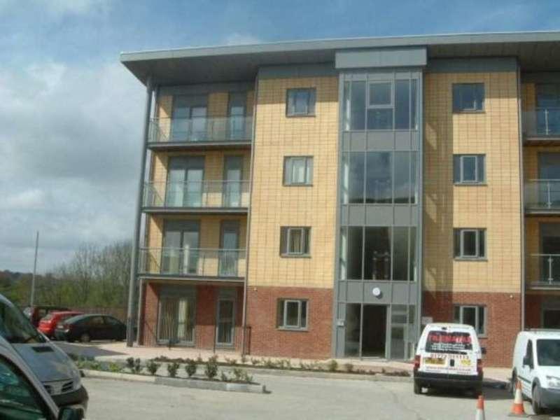 1 Bedroom Apartment Flat for sale in Hollin Bank Court, Blackburn