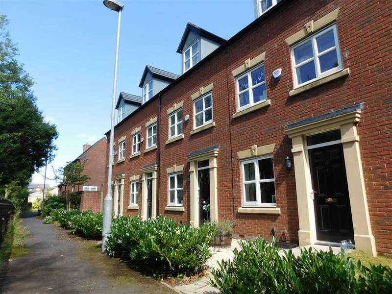 3 Bedrooms Property for sale in Middlewood Walk, Marple, Stockport