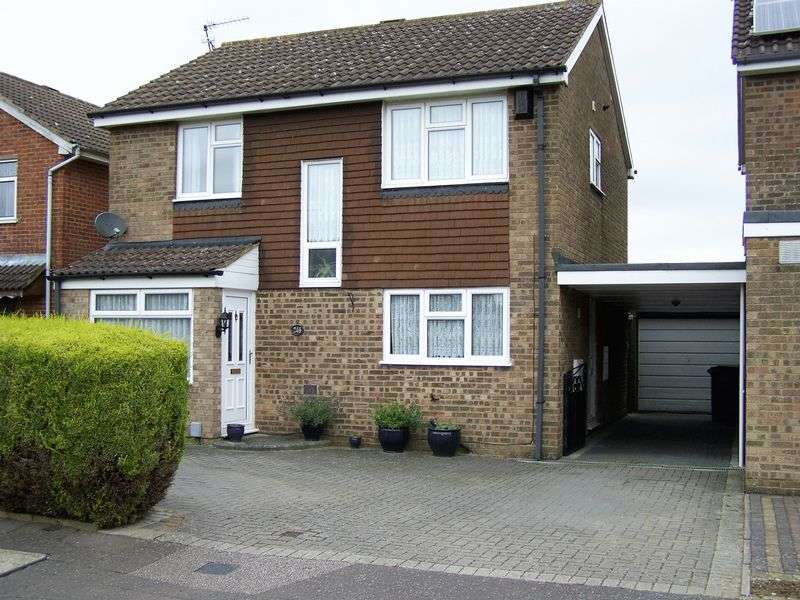 4 Bedrooms Detached House for sale in Obelisk Rise, Boughton Green Northampton