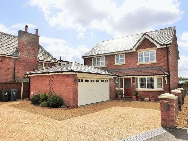 4 Bedrooms Detached House for sale in Hesketh Lane, Tarleton, Preston
